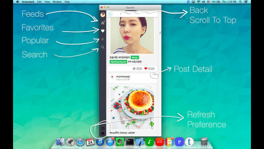 PhotoStack for Mac - review, screenshots