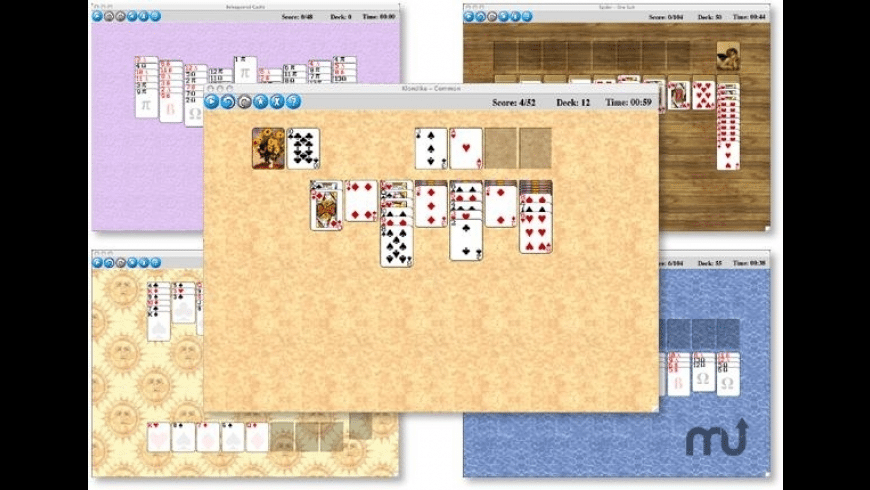 Ideal Solitaire for Mac - review, screenshots