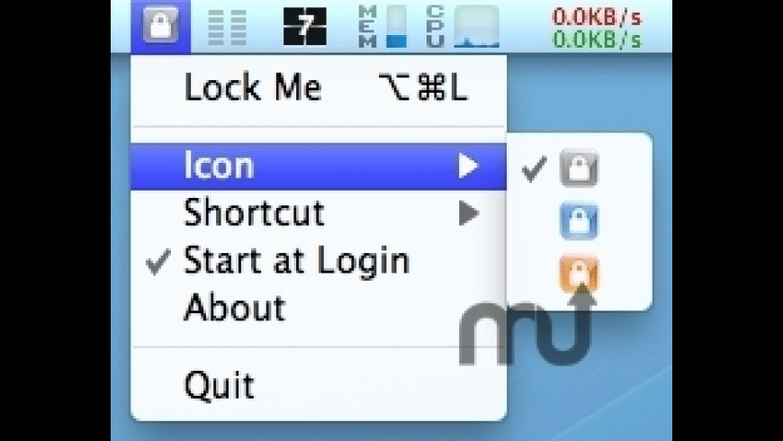 Lock Me for Mac - review, screenshots