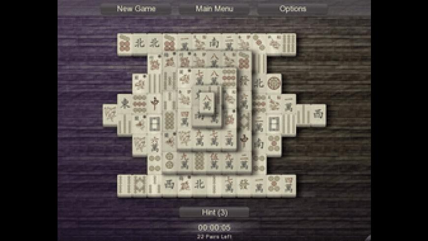 Mahjong Solitarus for Mac - review, screenshots
