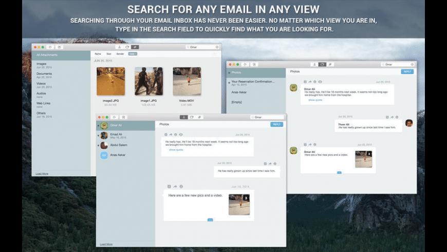 iMail for Mac - review, screenshots