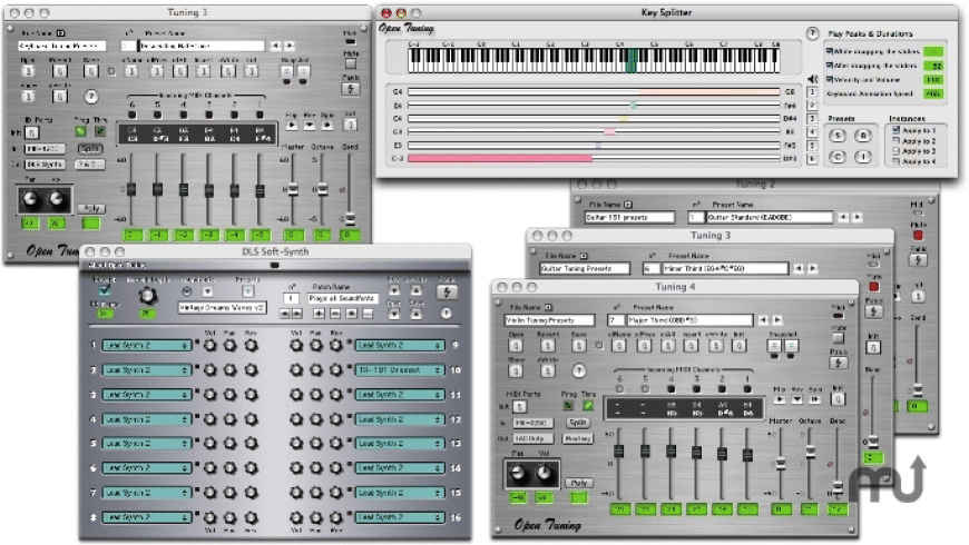 Open Tuning for Mac - review, screenshots