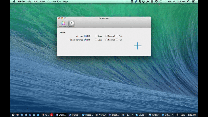 uPointer for Mac - review, screenshots
