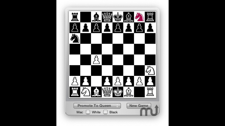 Chess for Mac - review, screenshots
