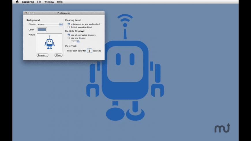 Backdrop for Mac - review, screenshots