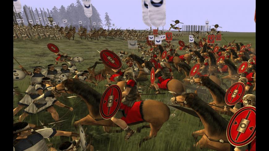 Rome Total War Gold Edition for Mac - review, screenshots
