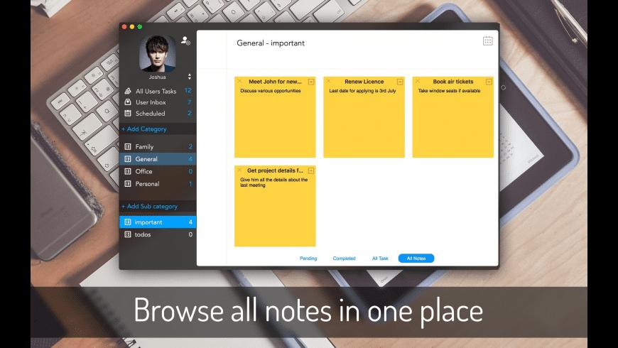 BusinessTasks for Mac - review, screenshots