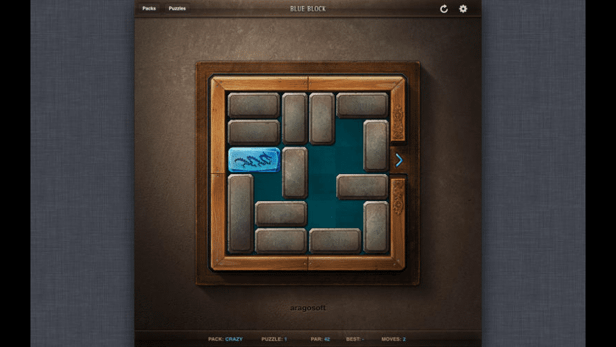 Blue Blocks for Mac - review, screenshots