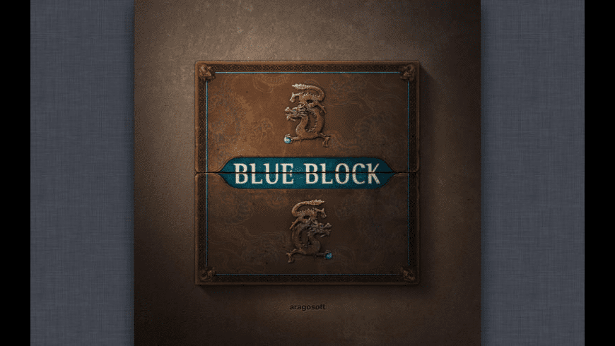 Blue Blocks for Mac - review, screenshots