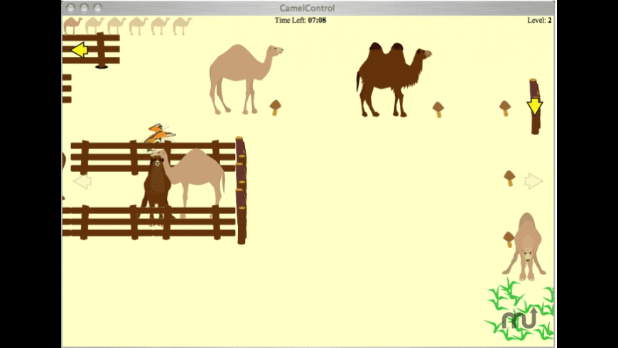 CamelControl for Mac - review, screenshots