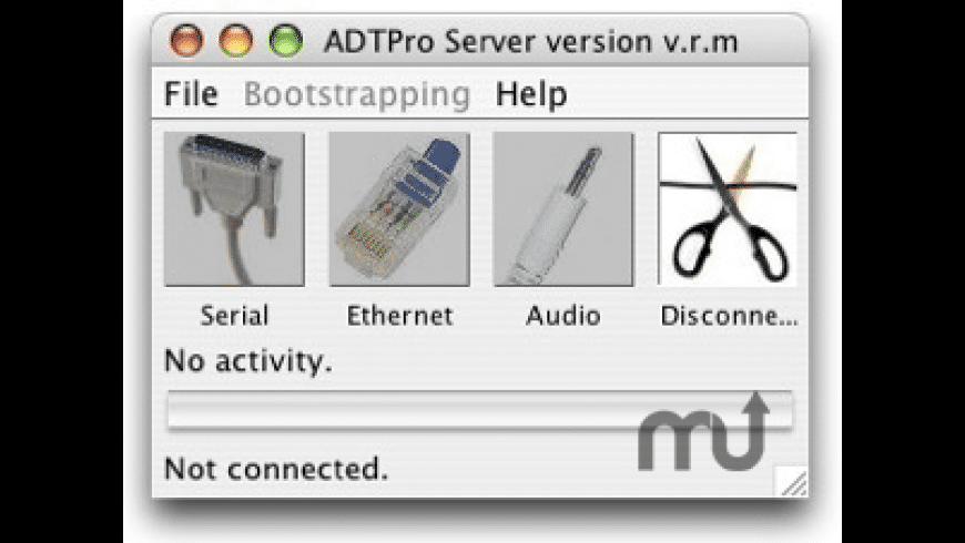 Apple Disk Transfer ProDOS for Mac - review, screenshots