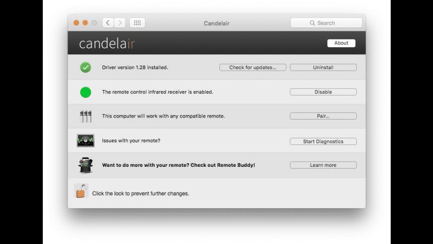 Candelair for Mac - review, screenshots