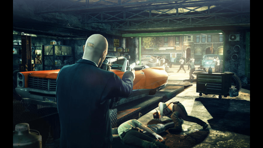 Hitman Absolution Elite Edition For Mac Free Download Review