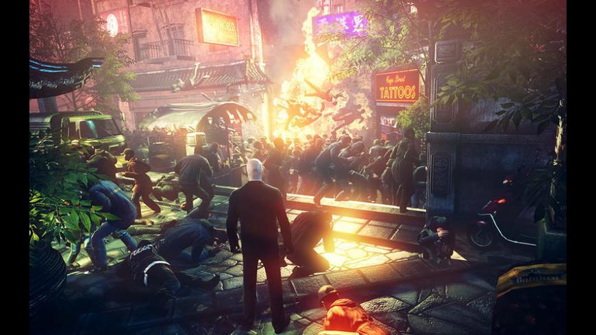 Hitman: Absolution - Elite Edition for Mac - review, screenshots