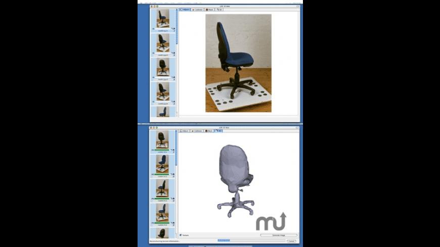 iModeller 3D Web for Mac - review, screenshots