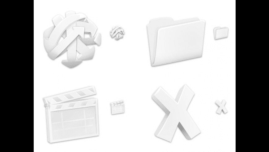 Puft System Icons for Mac - review, screenshots