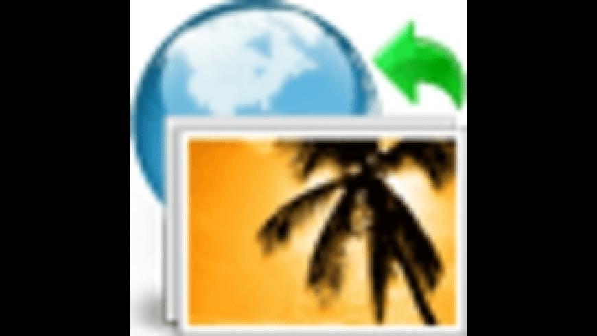 webPhoto for Mac - review, screenshots