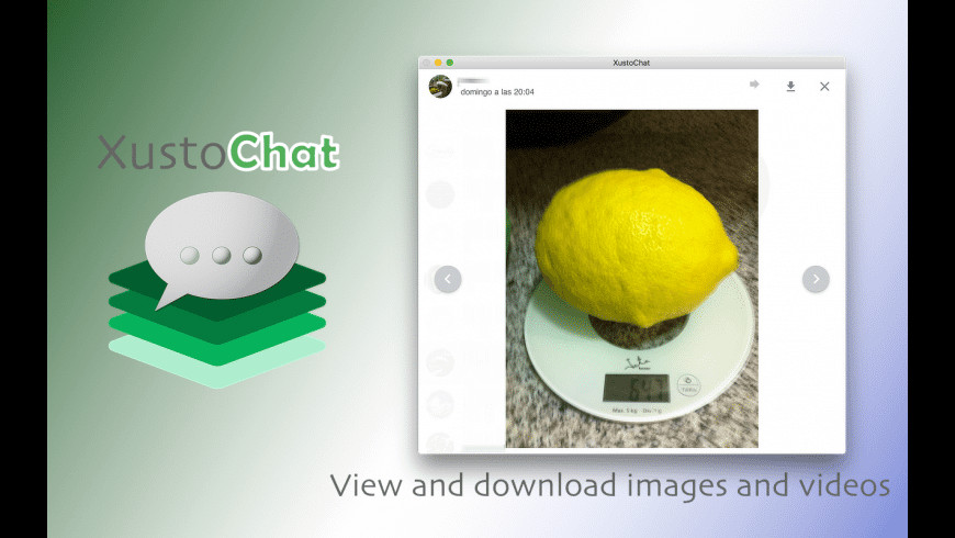 i11Chat for Mac - review, screenshots