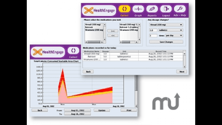 HealthEngage HIV/AIDS for Mac - review, screenshots