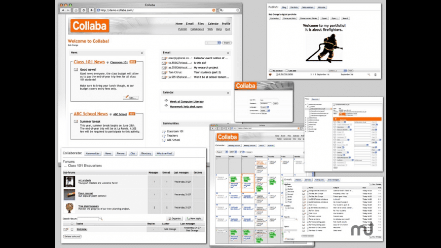Collaba for Mac - review, screenshots