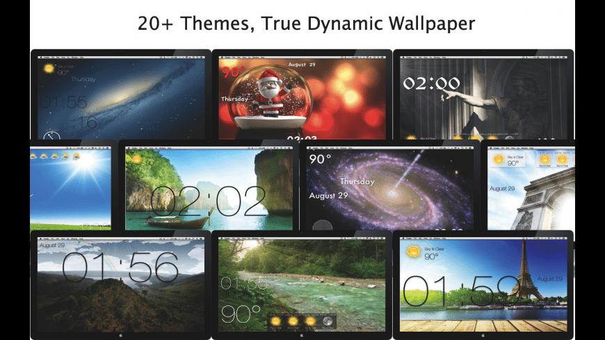 Mach Wallpaper for Mac - review, screenshots