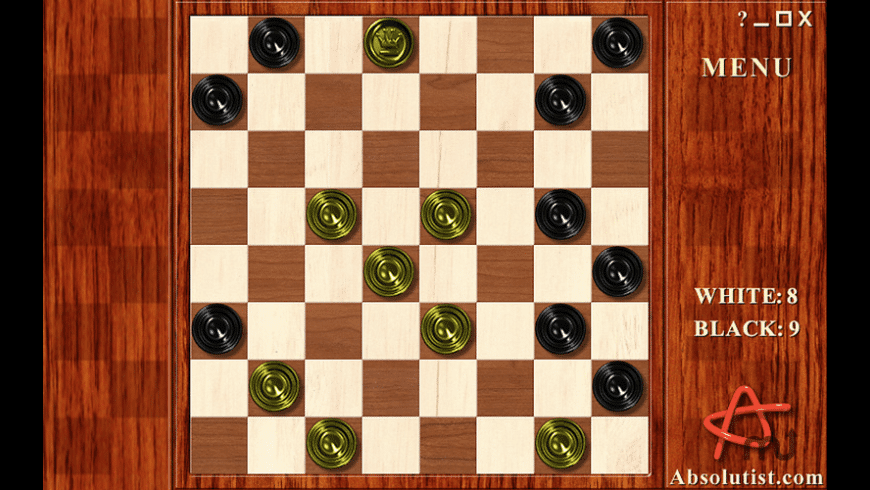 Checkers Challenge for Mac - review, screenshots
