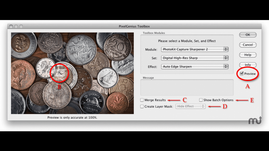PhotoKit Sharpener for Mac - review, screenshots
