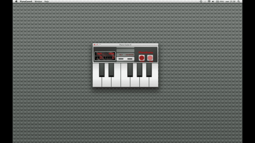 Piano Game X for Mac - review, screenshots