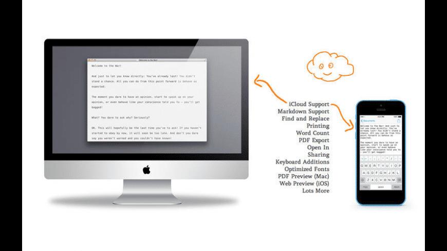 SecureTexts knapsack for Mac - review, screenshots