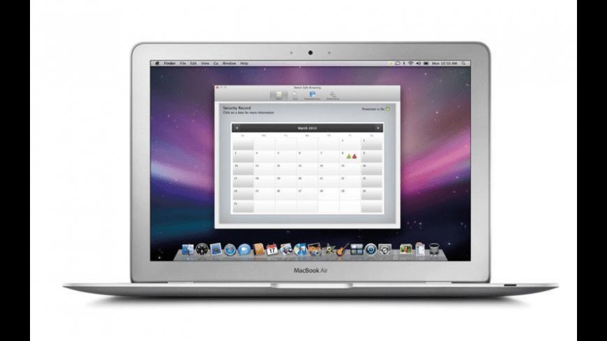 Detect Safe Browsing for Mac - review, screenshots