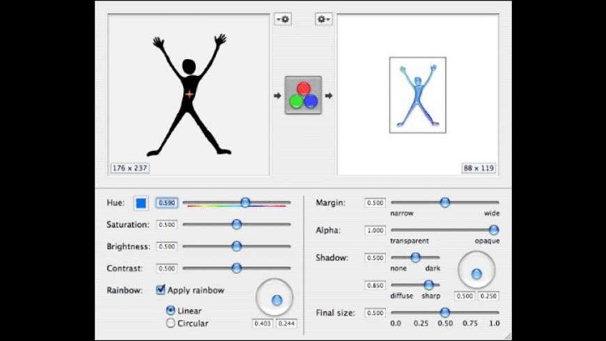 Aquatint for Mac - review, screenshots