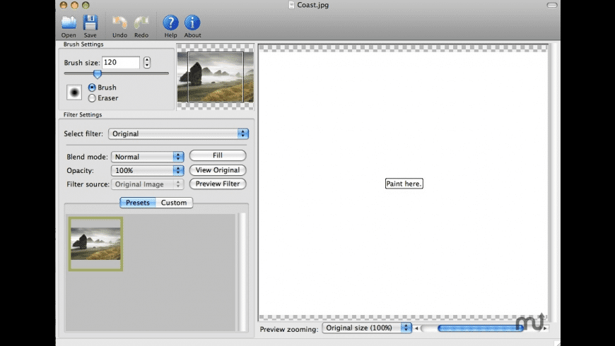 PhotoArtist for Mac - review, screenshots