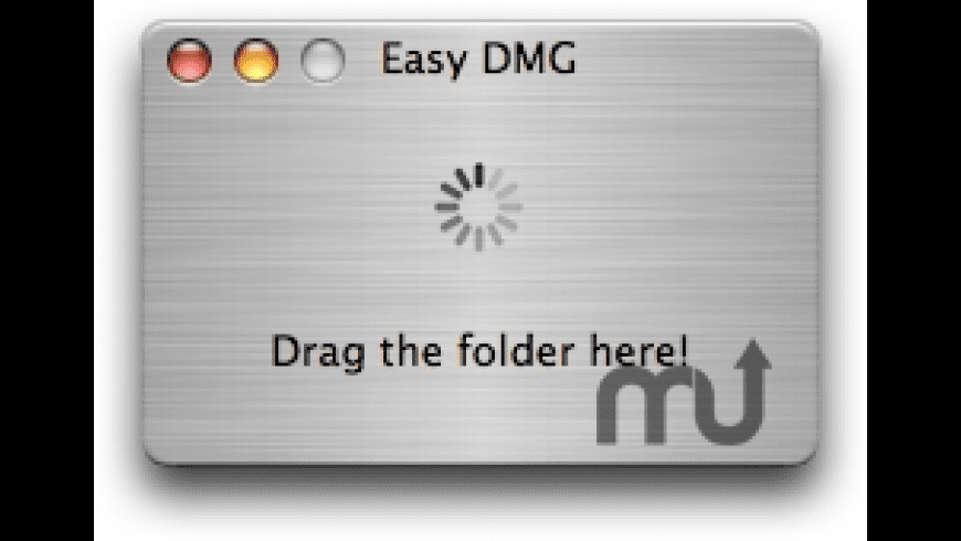 EasyDMG for Mac - review, screenshots