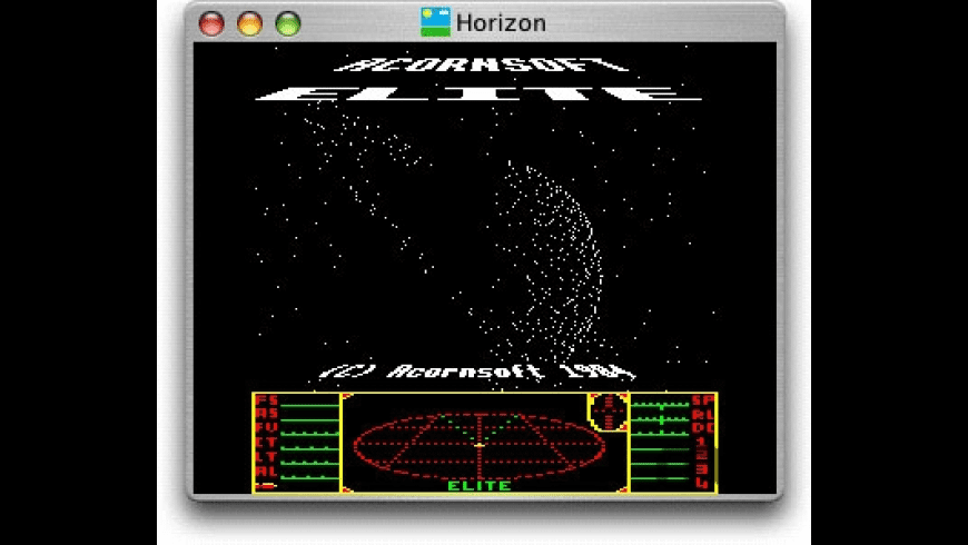 Horizon for Mac - review, screenshots