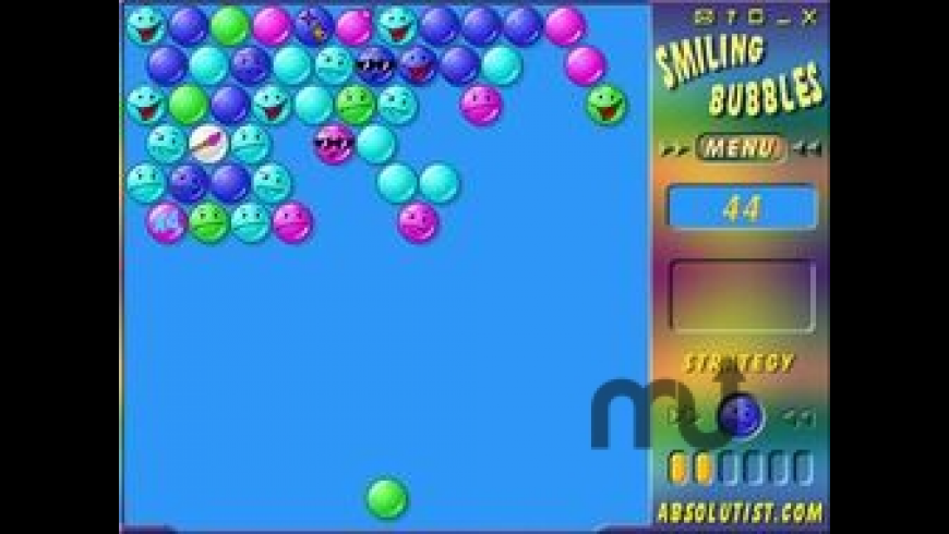 Smiling Bubbles for Mac - review, screenshots