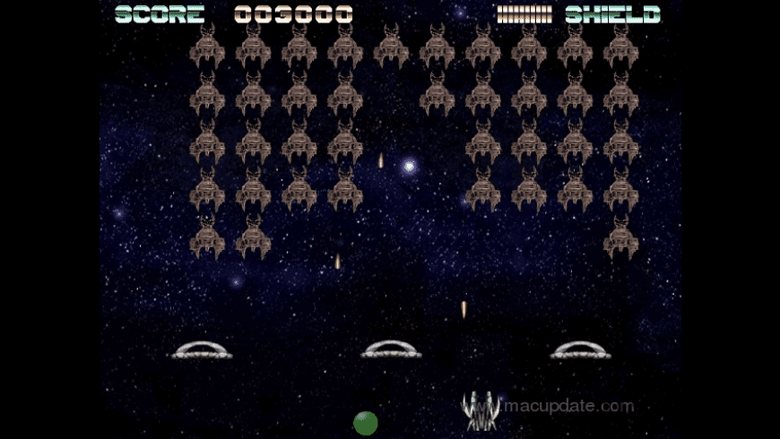 Arcade Invaders for Mac - review, screenshots
