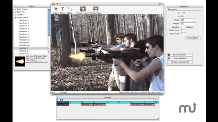 PorcFX for Mac - review, screenshots
