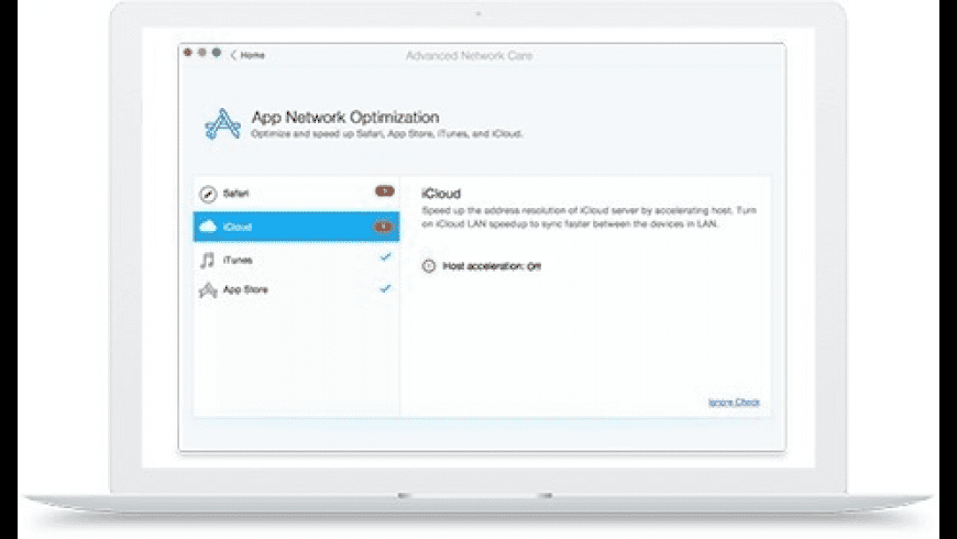 Advanced Network Care for Mac - review, screenshots