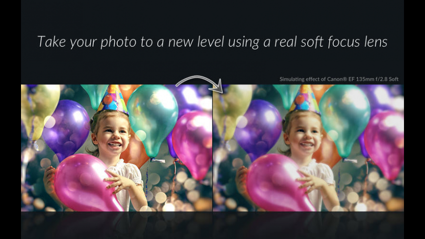 Lens Blur for Mac - review, screenshots