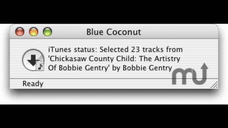 Blue Coconut for Mac - review, screenshots