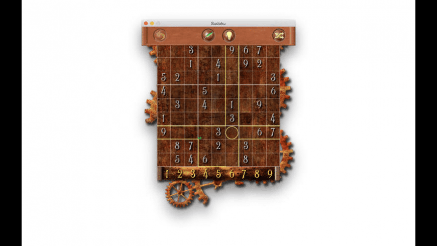 Sudoku for Mac - review, screenshots