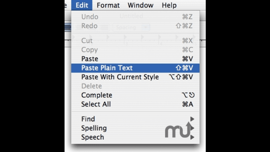 PlaintextPaste for Mac - review, screenshots