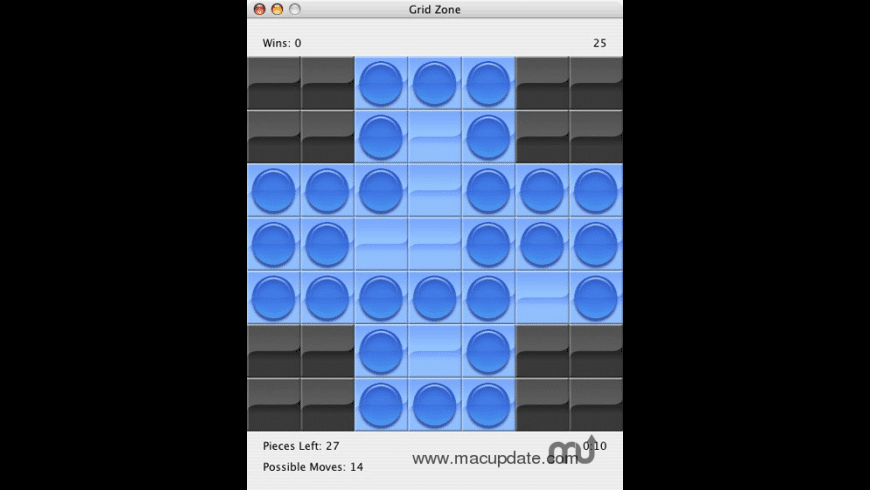 Grid Zone for Mac - review, screenshots