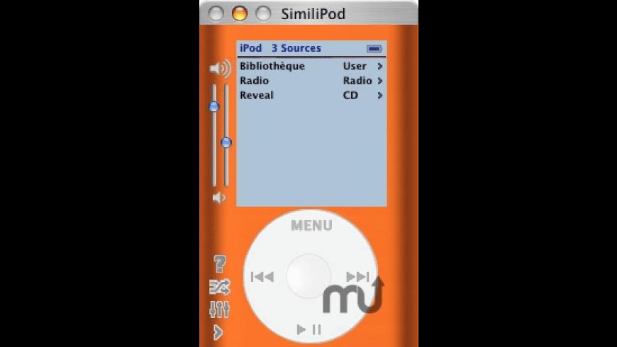 SimiliPod for Mac - review, screenshots
