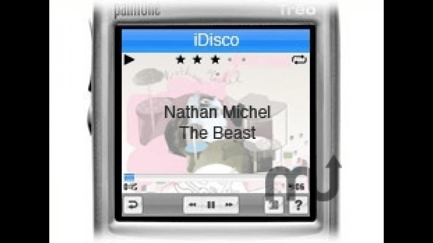 iDisco for Mac - review, screenshots