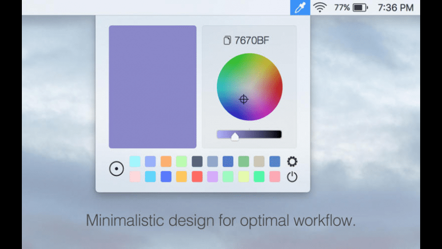 Color Note for Mac - review, screenshots