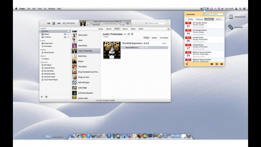 Song Buddy for Mac - review, screenshots