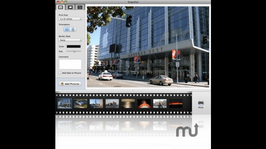 Snapshot for Mac - review, screenshots