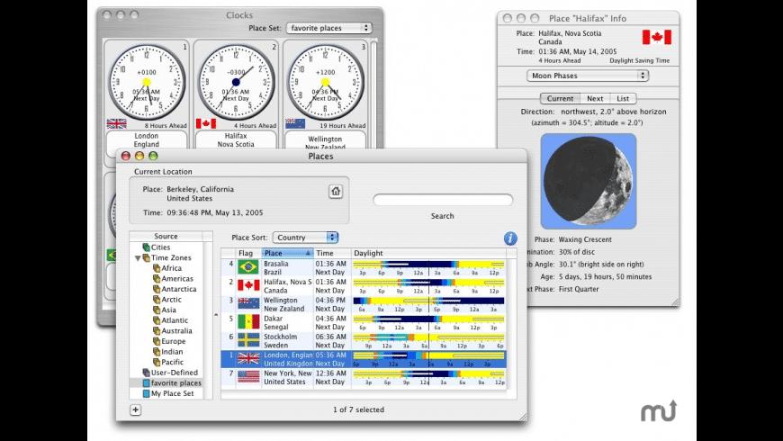 VelaTerra for Mac - review, screenshots