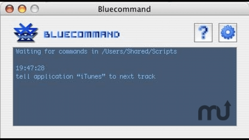 Bluecommand for Mac - review, screenshots